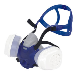 Drager Half-mask Twin Filter Respirator
