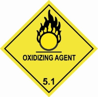Class 5.1 Oxidising substances