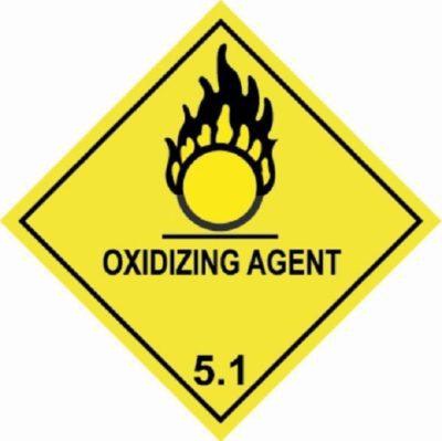 Class 5.1 Oxidising substances