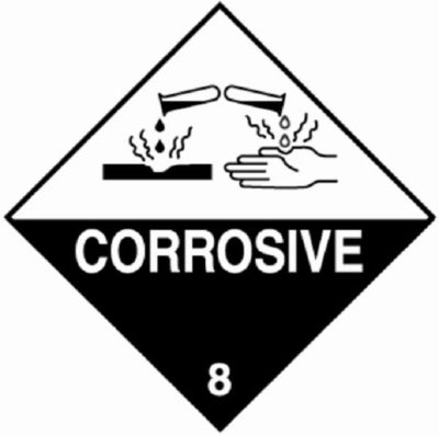 Class 8 Corrosive substance