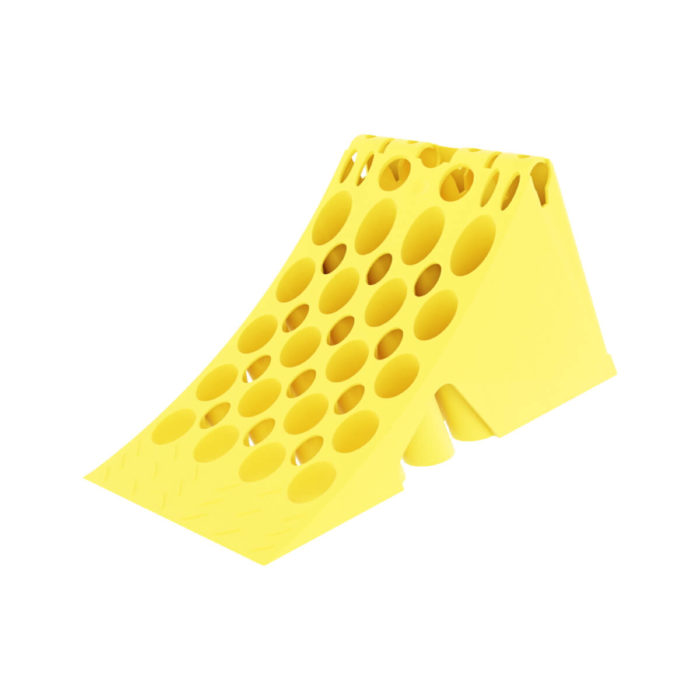 AE0110 Large Wheel Chock (For Vehicles Over 3.5T)