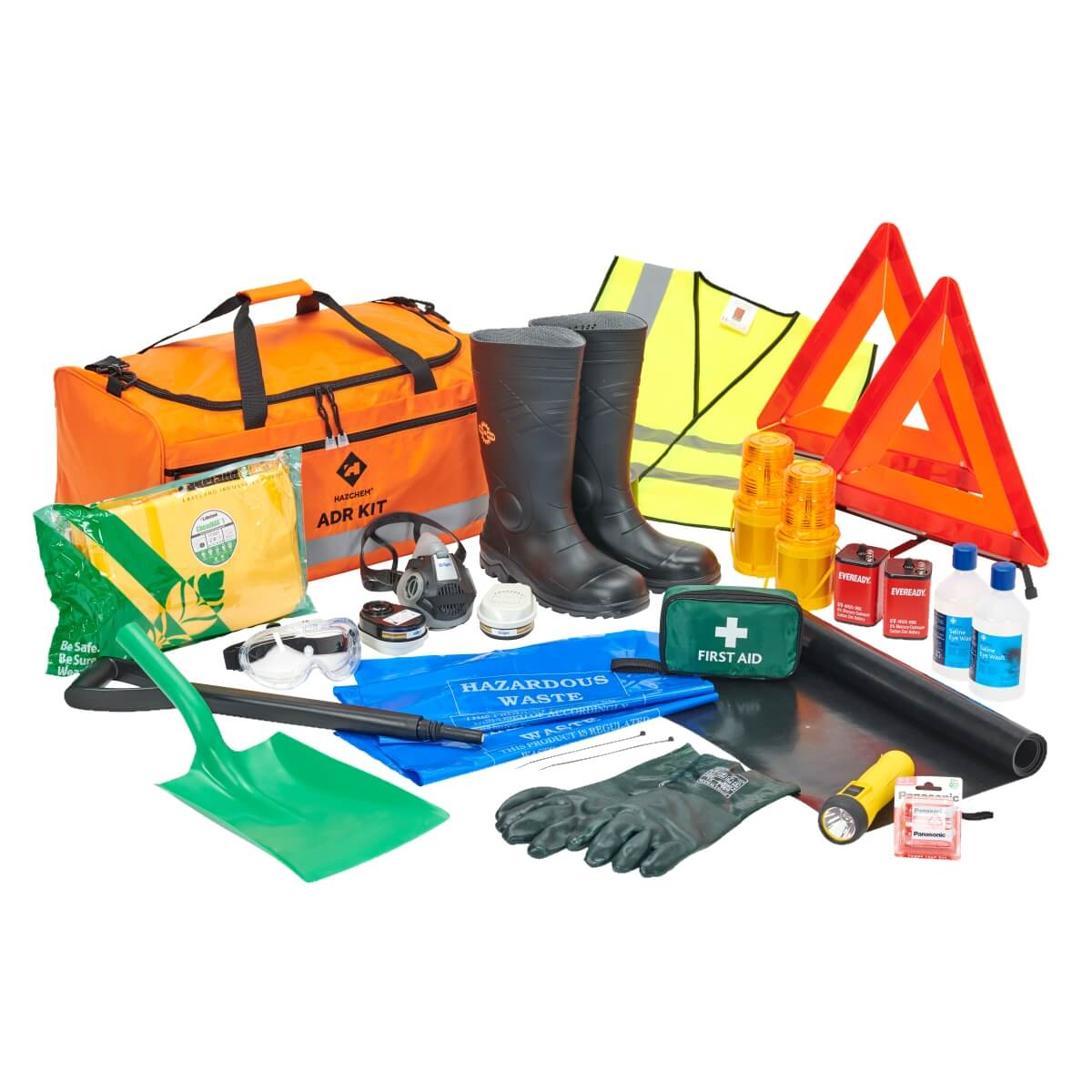 Full ADR & PPE Driver Kit