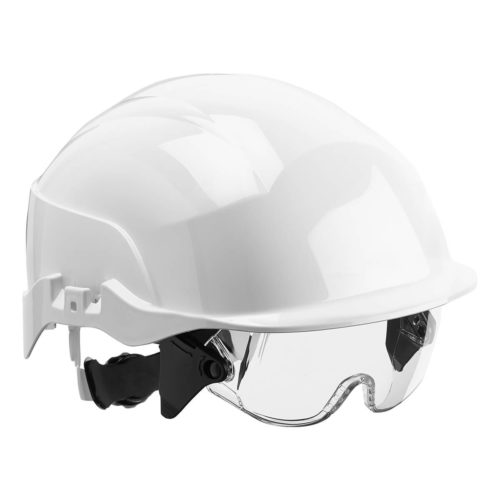 Spectrum Safety Helmet & Visor