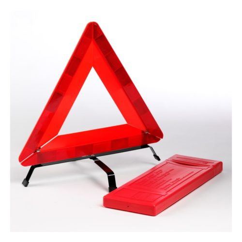 AE0100 Self Standing Folding Hazard Warning Triangle