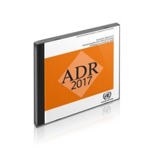 AE0317 2017 ADR Regulations Complete CD Rom Set