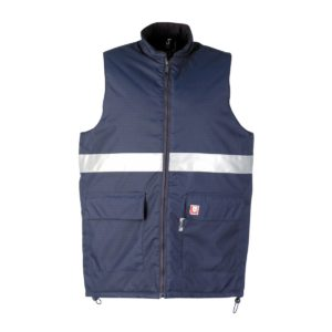 Inherent Anti-Static Flame Retardant Bodywarmer