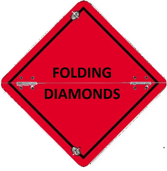 Blank Folding Diamond