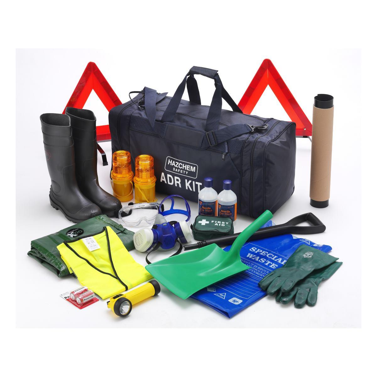 DK0025 Full ADR & PPE Driver Kit