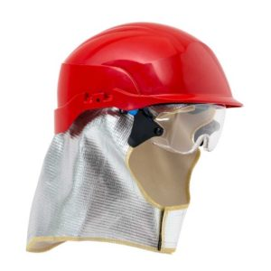 HF0980 Neck Cape - Aluminized Centurion Fit