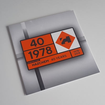 Hazchem 40 Years Brochure