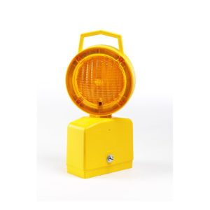 PL0060 Maxilite Flashing Beacon Including 2 x 6V Batteries