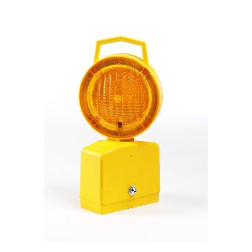 PL0060 Maxilite Flashing Beacon Including 2 x 6V Batteries