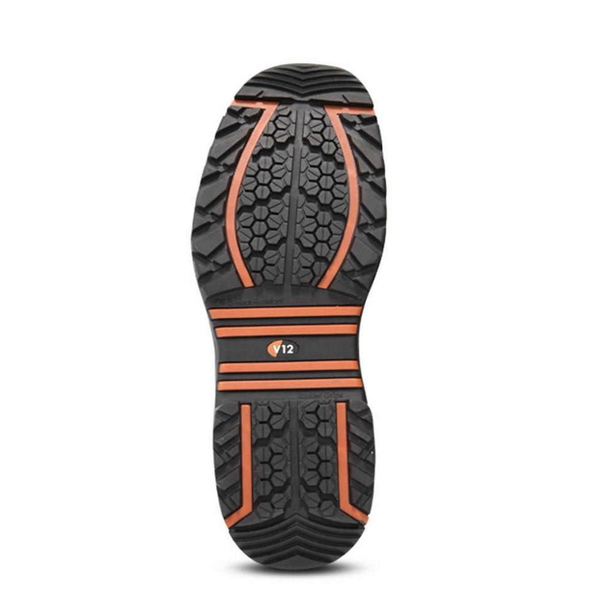 V12 Bison Safety Boot Sole