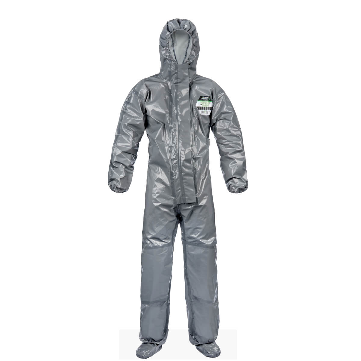ChemMAX 3 Plus Type 3,4,5&6 Coverall c/w Attached Feet
