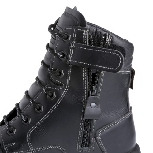DDR Rubber S5 Petrochem High Leg Zip Boot