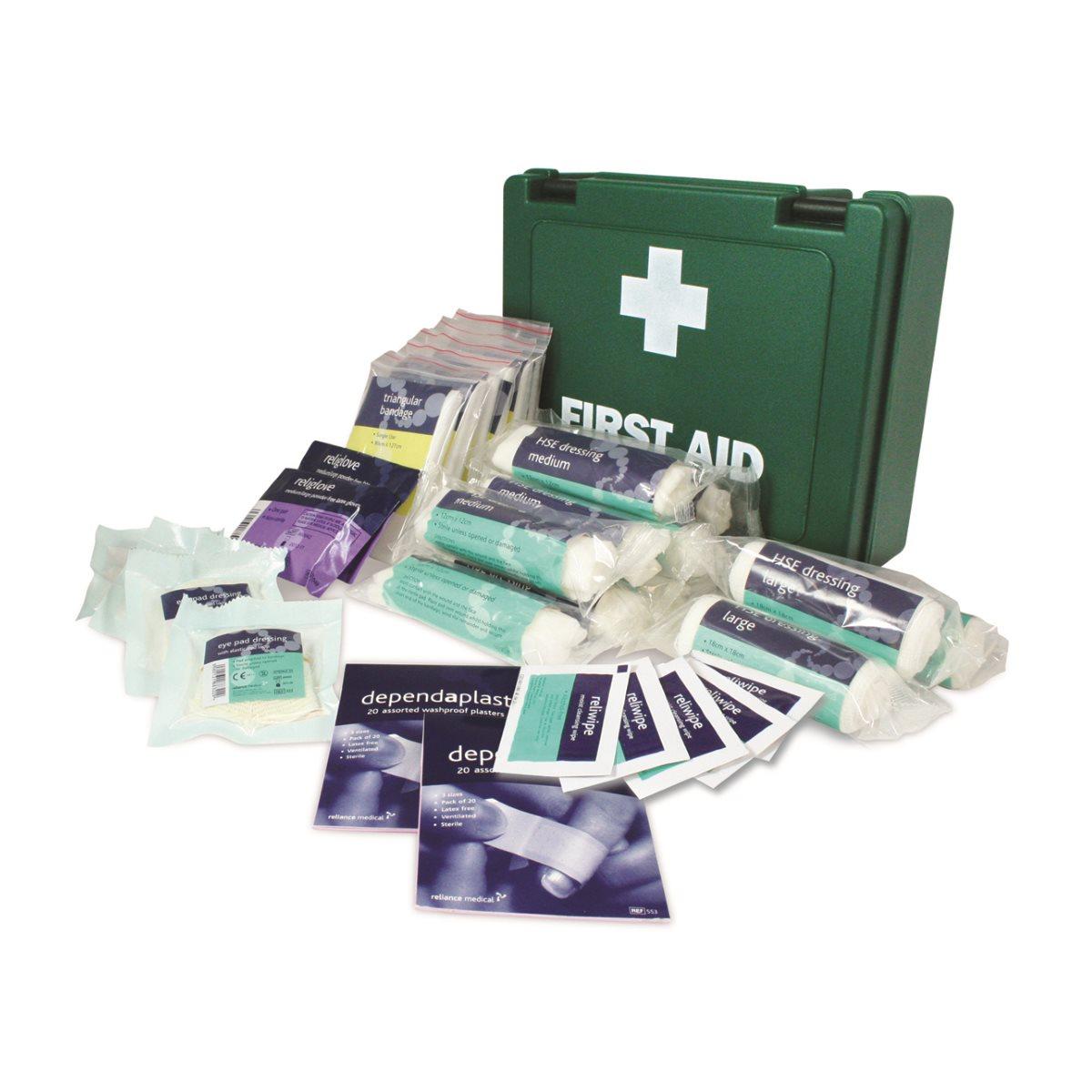 First Aid Kit 20 Person Medium