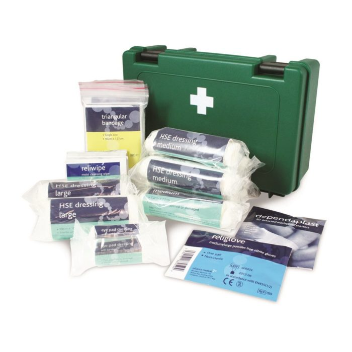 10 Person Standard First Aid Kit