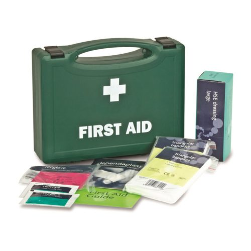 1 Person Standard First Aid Kit