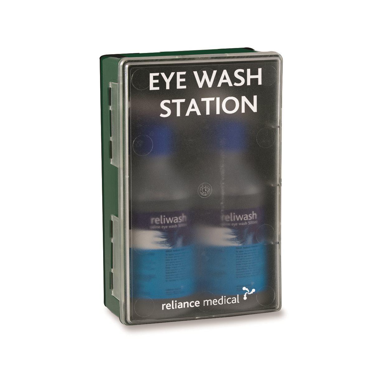 Emergency Eyewash Station Deluxe