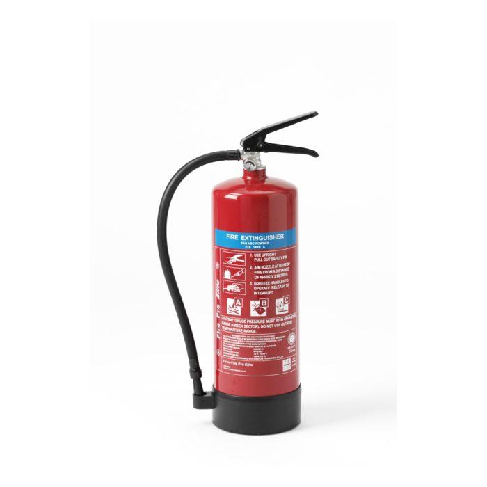 6kg Dry Powder Fire Extinguisher