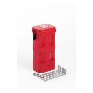 Featherwing Box For 6 Kg Fire Extinguisher
