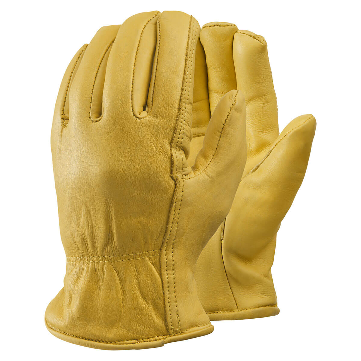GL7750 Fleece Lined Leather Drivers Gloves