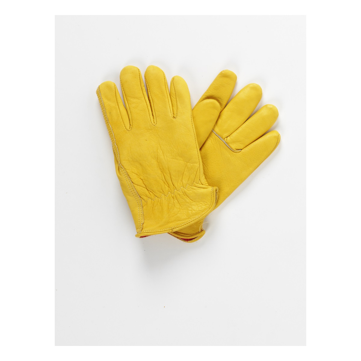 Lined Leather Driver Gloves