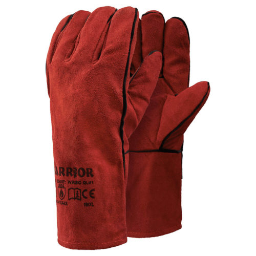 GL8850 Red Welding Gauntlets