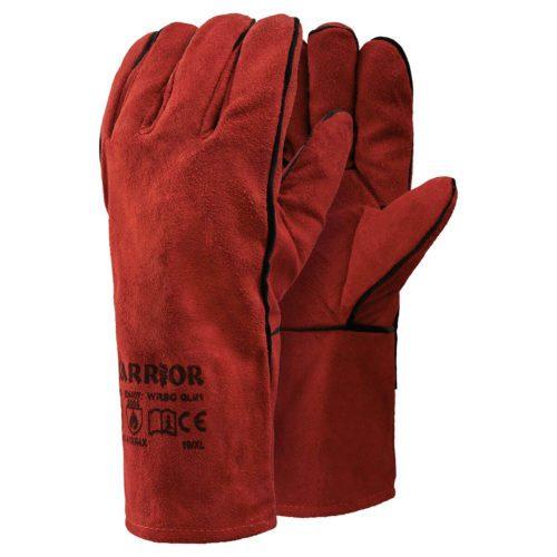 GL8850 Red Welding Gauntlets