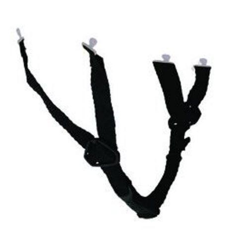 Nexus 4 point quick release EN 397 Black Harness