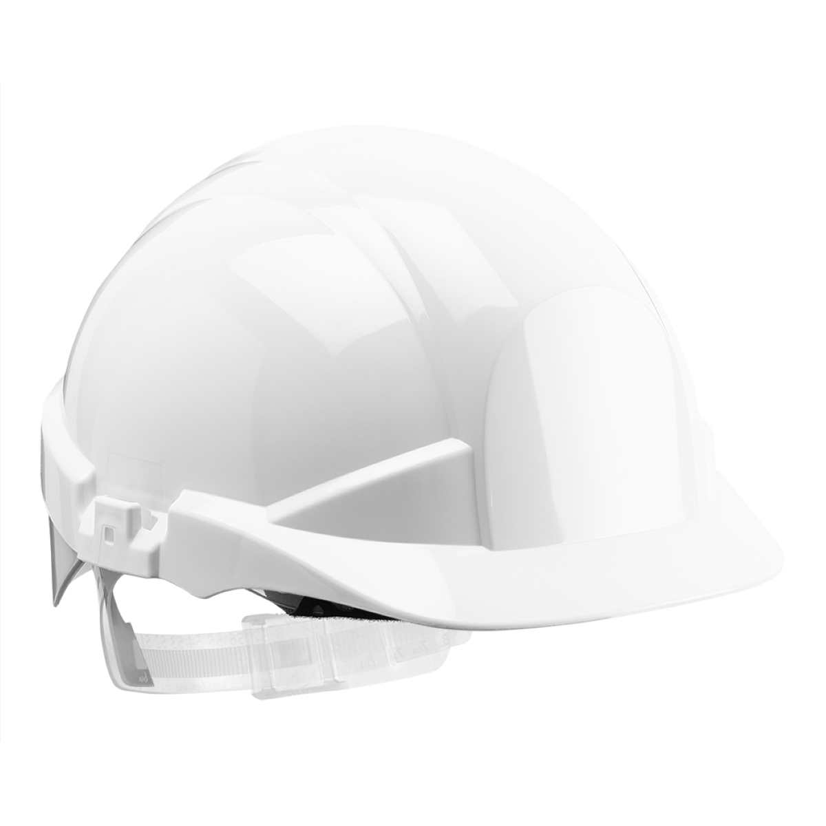 HF0120Centurion Reflex Safety Helmet with Silver Rear Flash