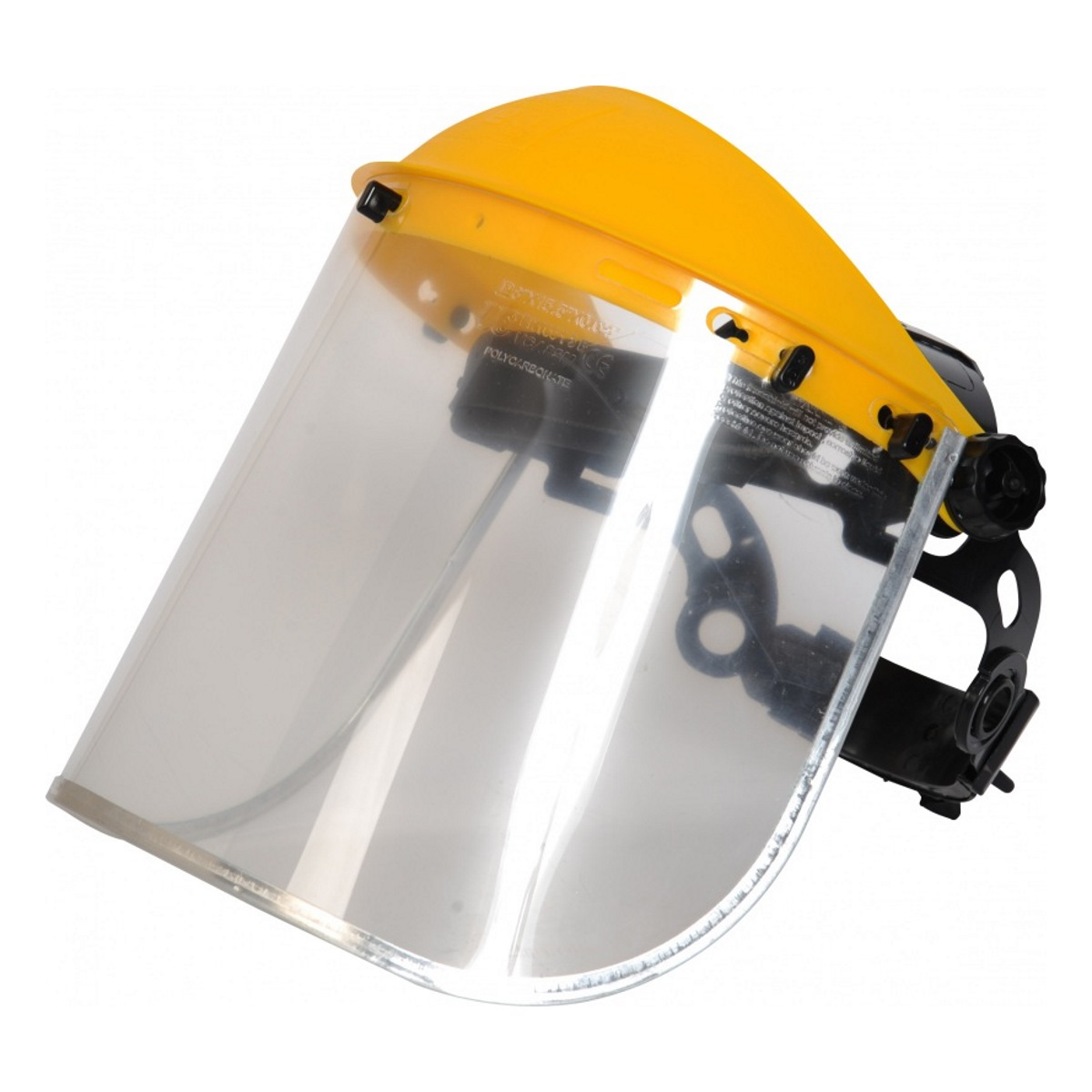 Face Shield Visor with Brow Guard