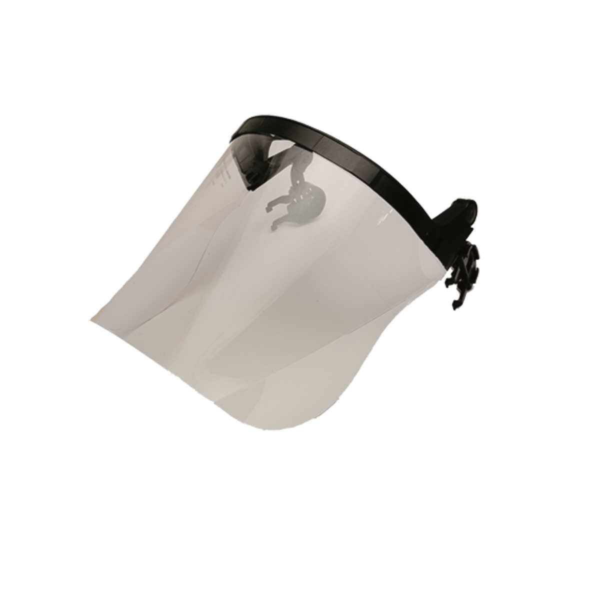 HF5590 Centurion 210mm Clear Polycarbonate Face Visor