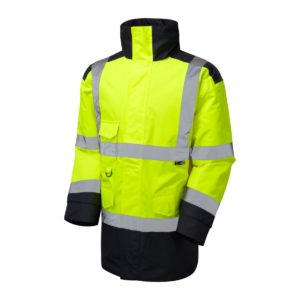 Hi-Vis Two-Tone Traffic Jacket