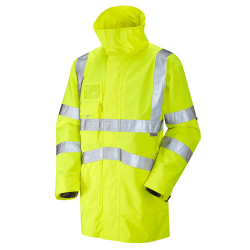 HV0740 Hi-Vis Executive Interactive Breathable Jacket