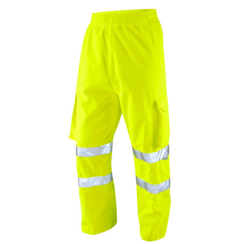 HV0750 Hi-Viz Executive Breathable Overtrousers