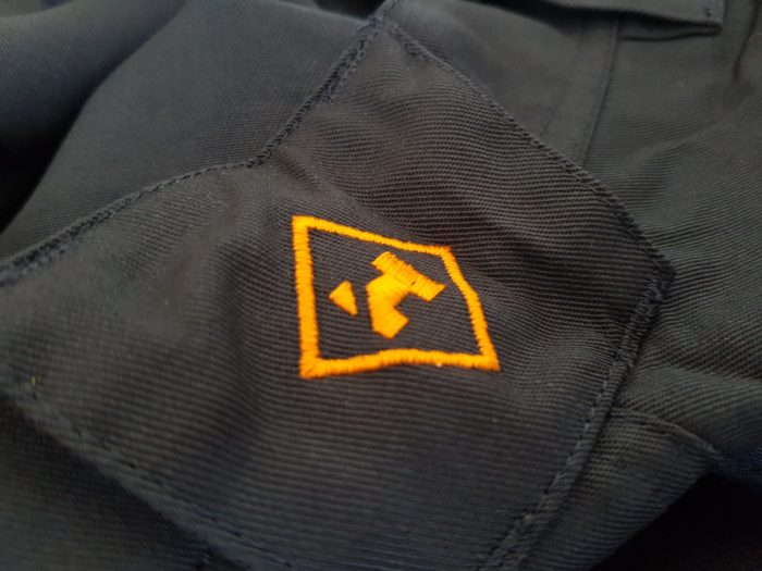 Hazztec H Embroidered Icon
