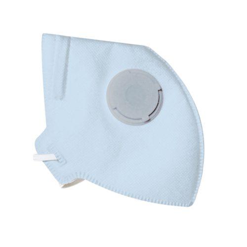 V-Fold FFP2 Valved Masks Box of 20