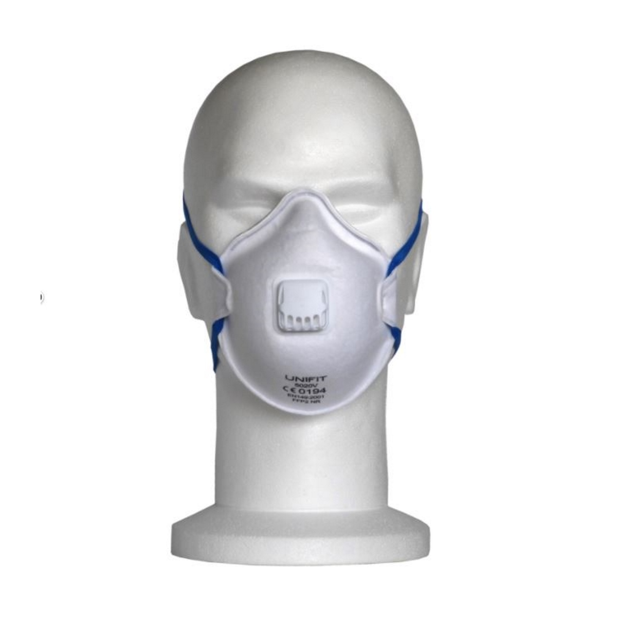 Unifit Cup Mask FFP2V Box of 10