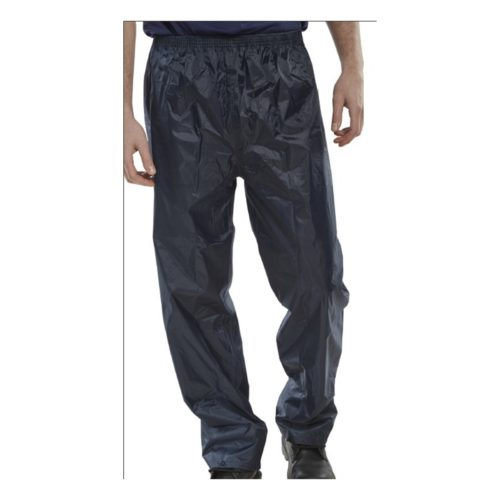 Waterproof Polyester Rain Overtrouser