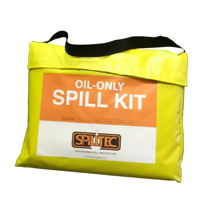 Oil Absorbent Spill Kit 50 Litre