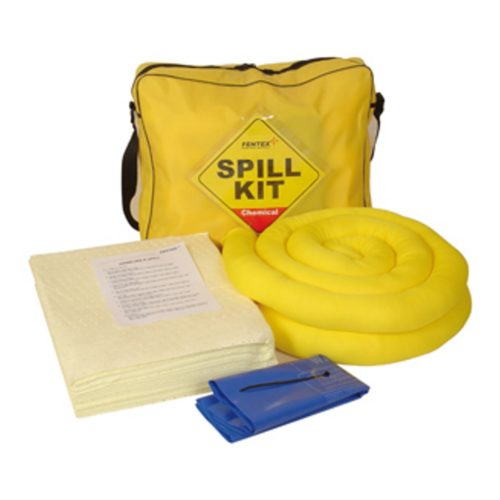 50 Litre Chemical Absorbent Spill Kit
