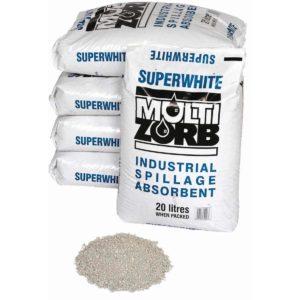 Multizorb Absorbent Spill Granules 16Kg Bag
