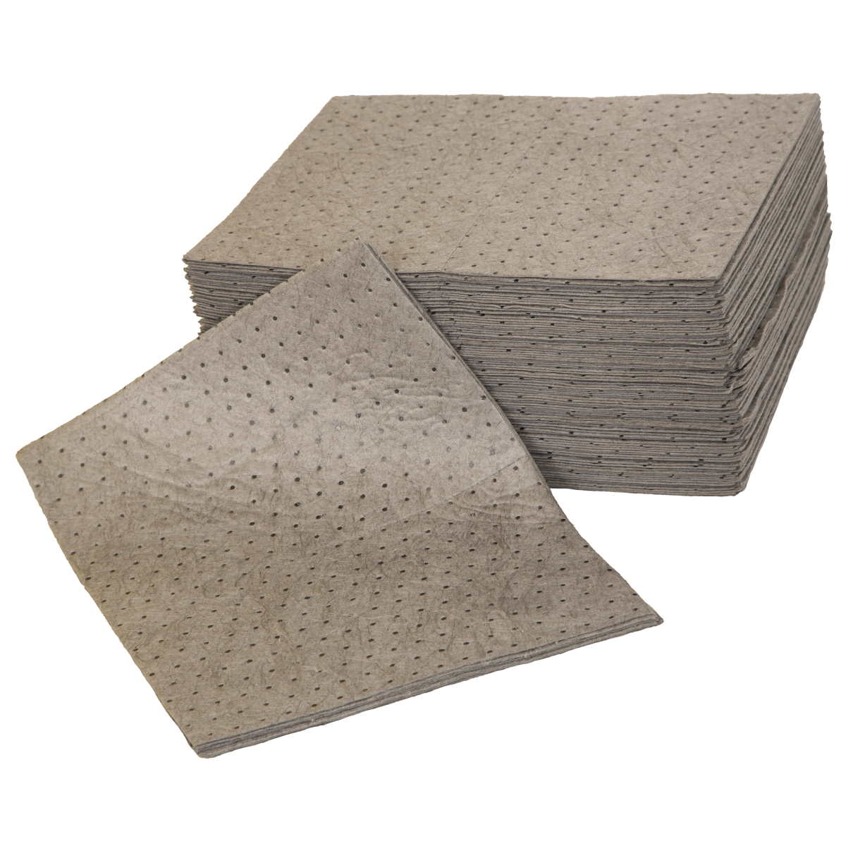 Pack of 100 Absorbent Spill Pads General Purpose 40x50cm