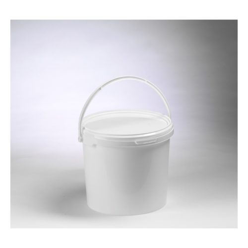 5Ltr Plastic Bucket & Lid
