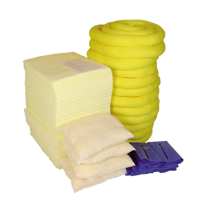 200 Litre Chemical Absorbent Spill Kit Refill