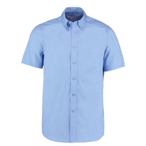 100% Cotton Short Sleeve Oxford Shirt