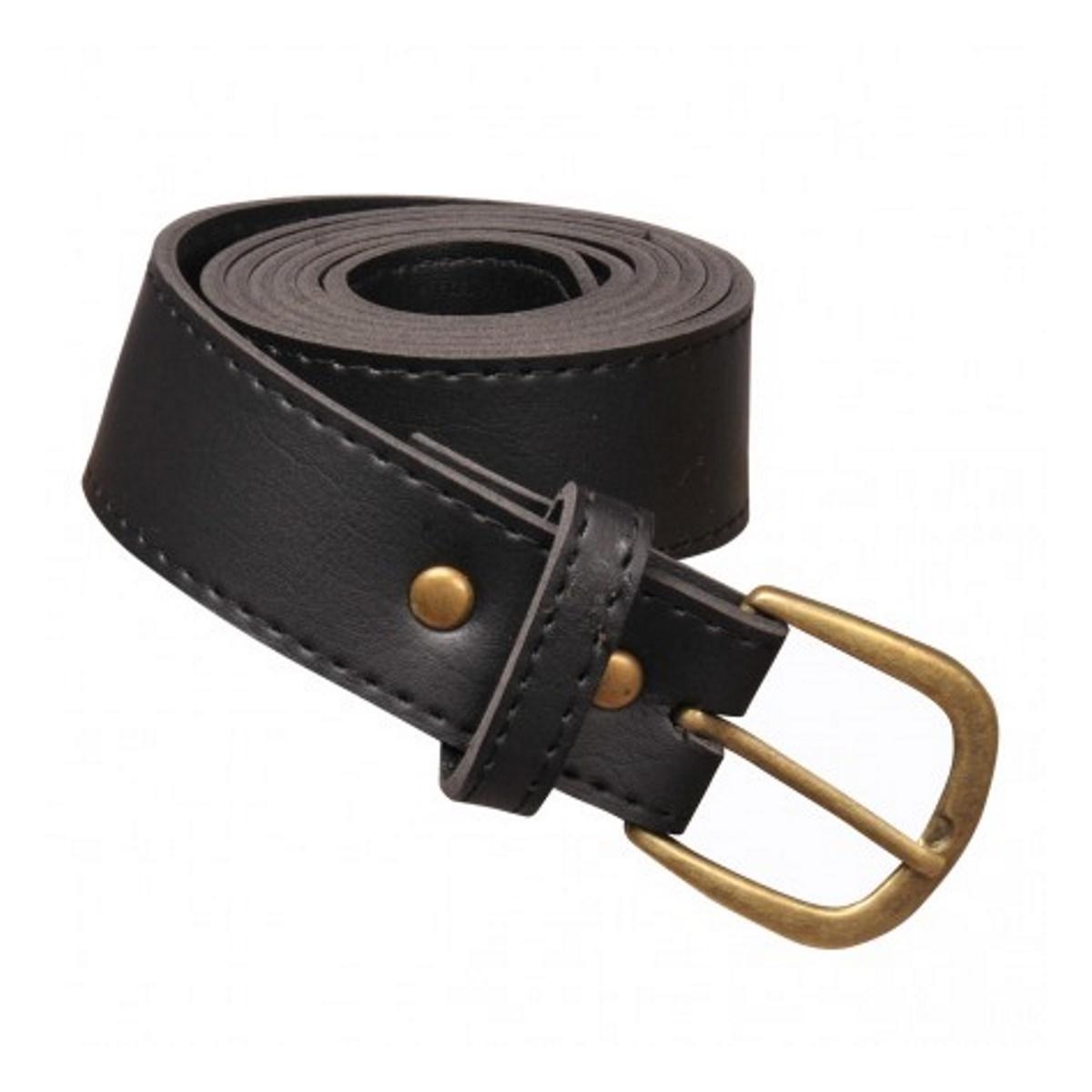 Black Heavy Duty Belt