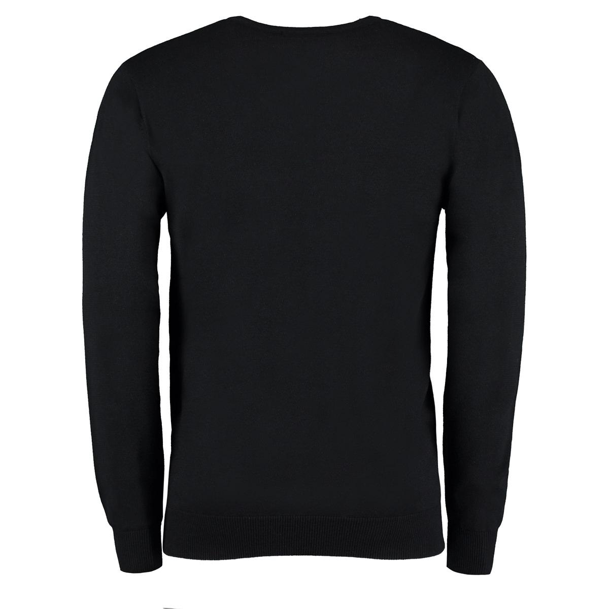 ASKAS 710M Acrylic V-Neck Pullover