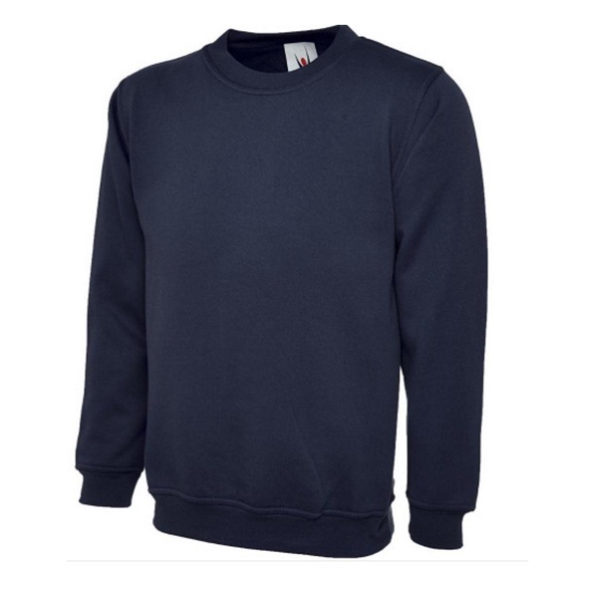 Olympic 260gsm Poly Cotton Sweatshirt